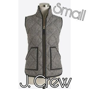 NWT J. Crew Vest size small
